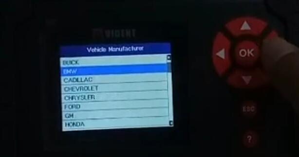 vident ilink400 bmw test car list 7